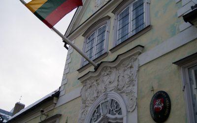 """Lei da Cidadania Lituana parte do """"processo de cicatrização"""" para Litvaks"""
