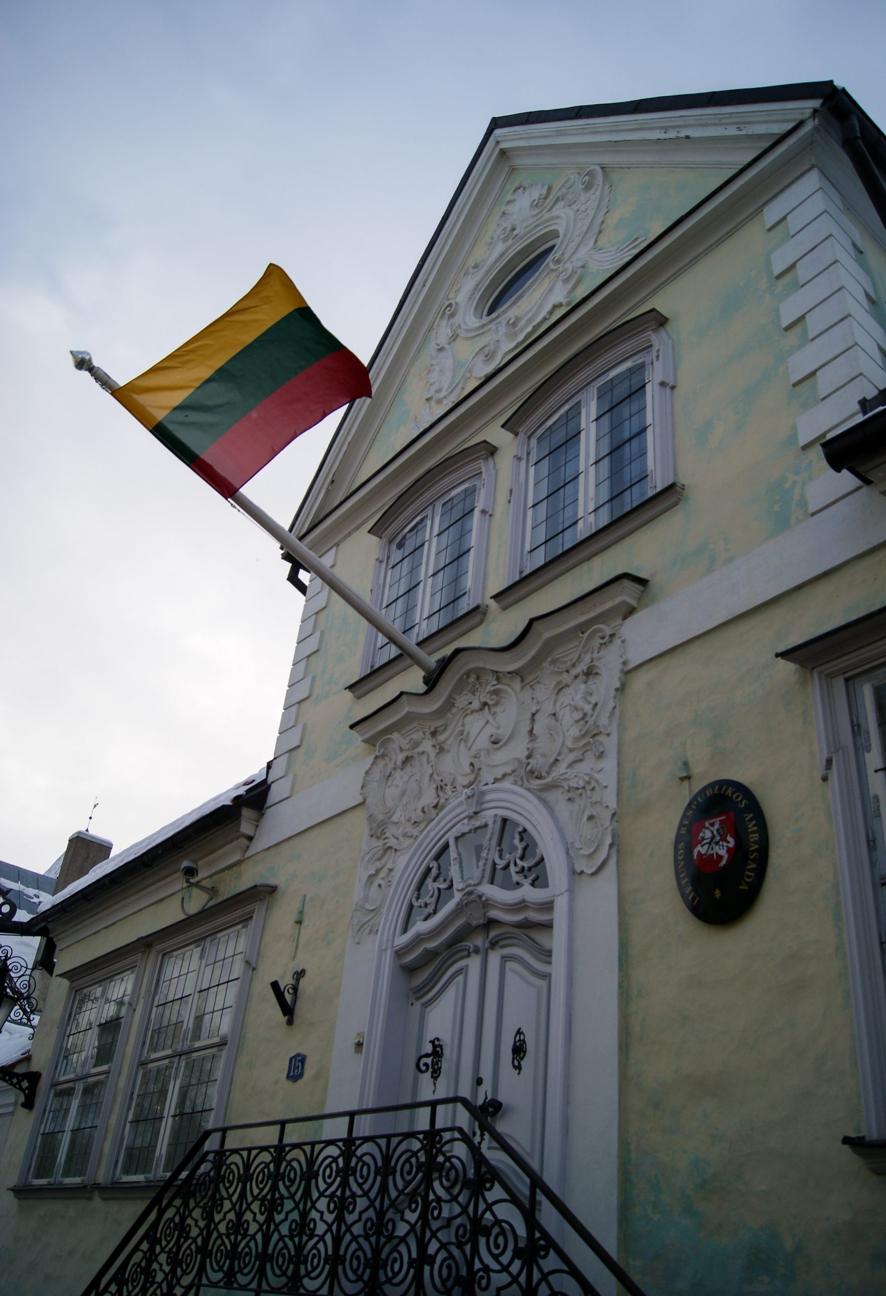 Lithuanian Embassy 2 scaled