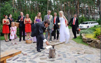 Casamentos lituanos são sobre tradições