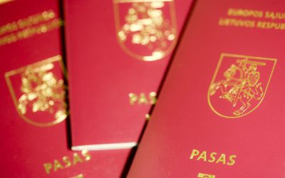 Proposed Amendments submitted to Citizenship Law of Lithuania