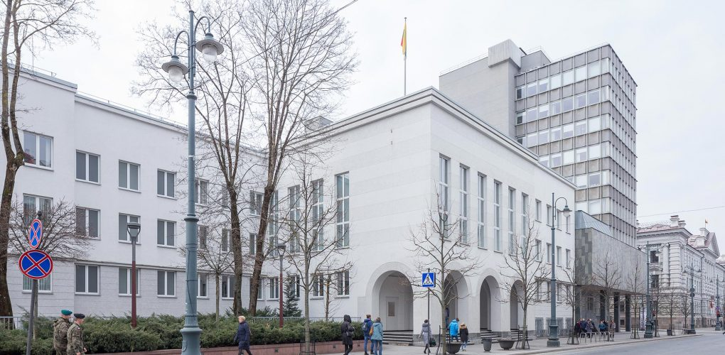 Lithuania Constitutional Court