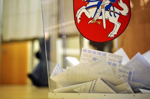 Lithuanian referendum