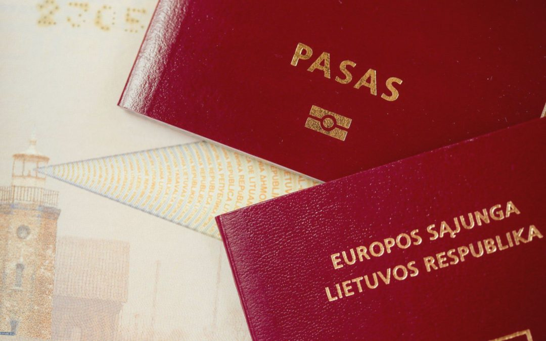 From Now On It Will Be Possible To Receive Lithuanian Passport The Same Day