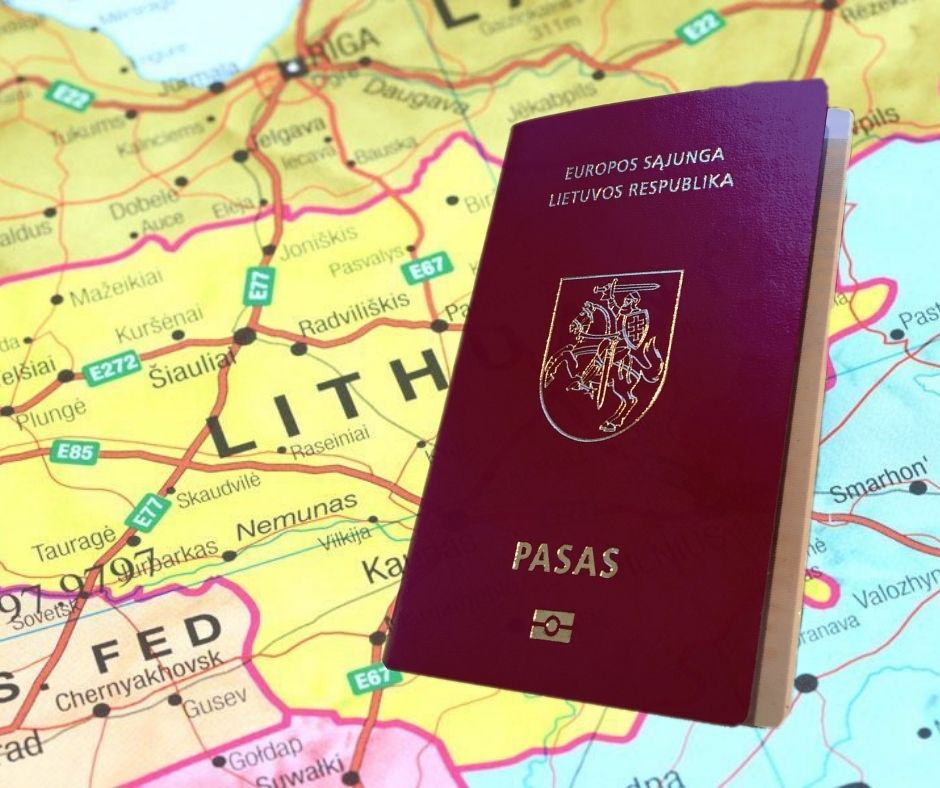 Why the Lithuanian passport is climbing the new global ranking